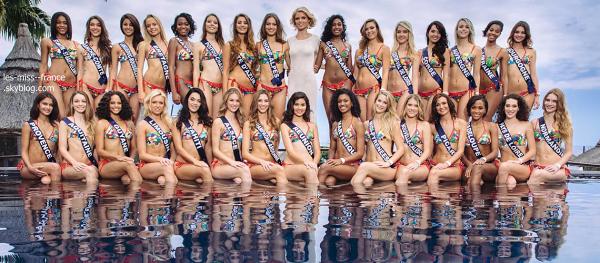 INFORMATION -- Voyage de préparation / Lieu de l'élection Miss France 2018