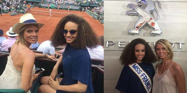 01 juin 2017 | Alicia était à Roland Garros