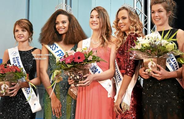 07 juin 2017 | Alicia était à l'élection de Miss Côtes-d'Armor