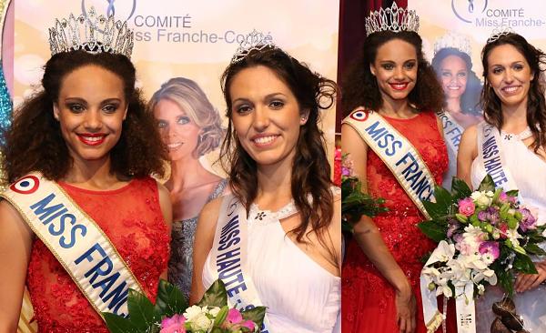 Flora et Sonia / Show Miss France