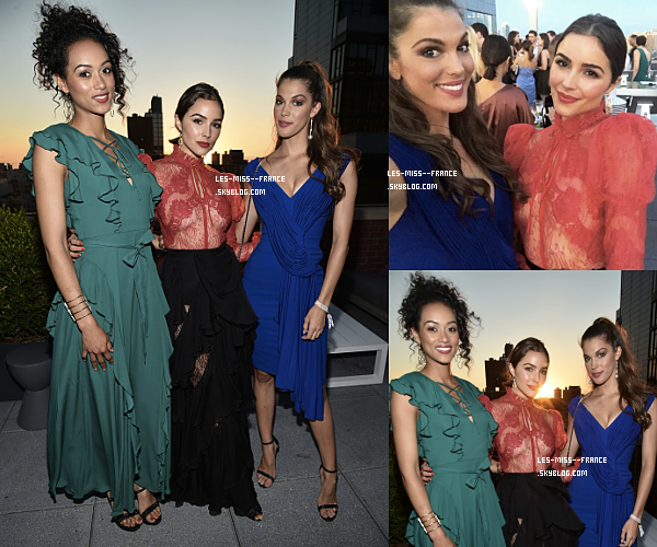 20 juin 2017 | Iris était au Gala de l'amFAR.