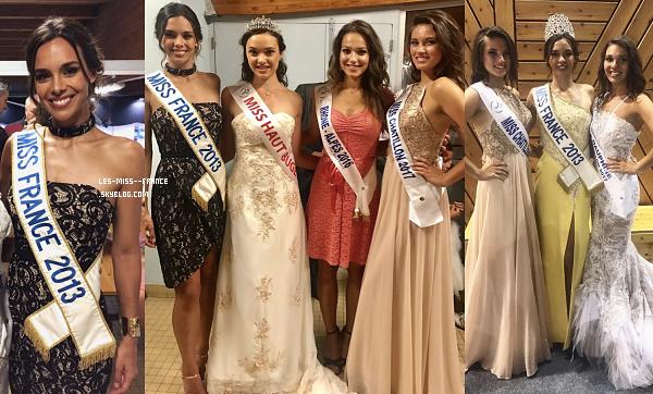 24 juin 2017 | Marine était à l'élection de Miss Haut Buggy.