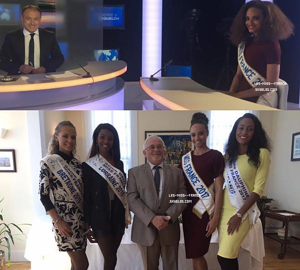 Miss Saint-Pierre-et-Miquelon 2017 est Héloïse Urtizberea