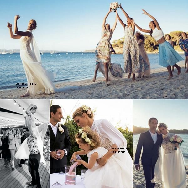 Mariage de Sylvie Tellier ♥