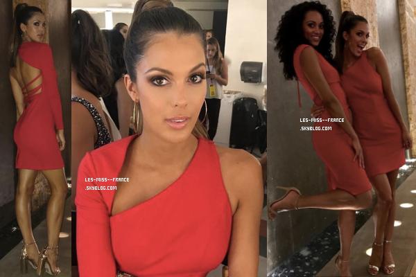 28 juil. 2017 | Iris est en Arizona pour l'élection de la Miss Teen Usa