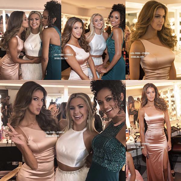 29 juil. 2017 | Iris était à l'élection de Miss Teen Usa 2017