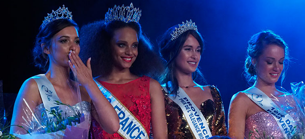 Miss Provence 2017 est Kléofina Pnishi