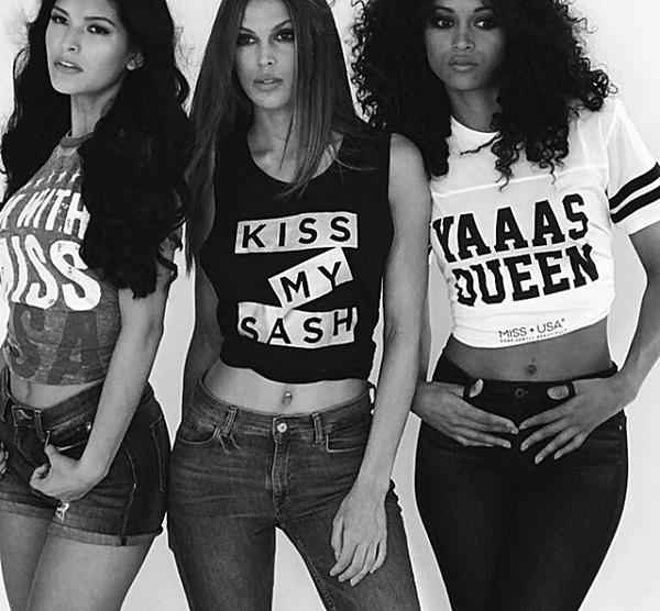 04 août 2017 | Iris, Kara et Sophia en shooting photos