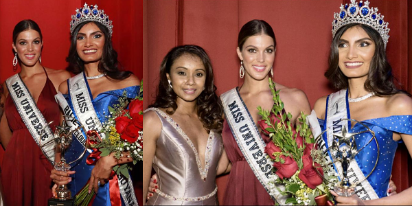 19 août 2017 | Iris était à l'élection de Miss Universe Guyana 2017