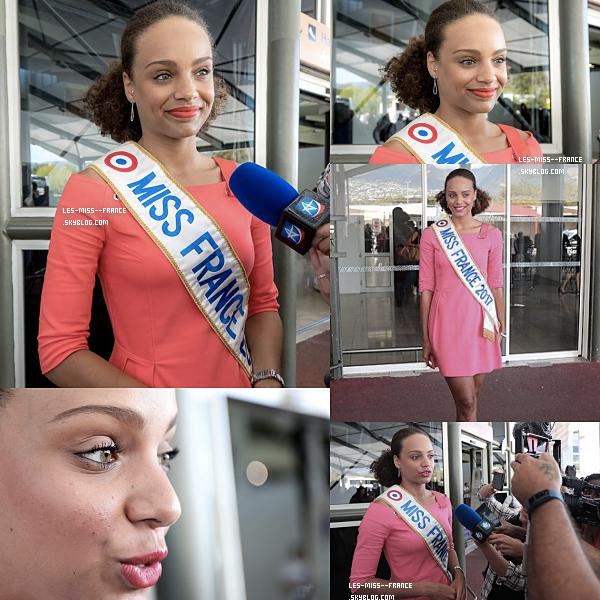 22 août 2017 | Alicia est arrivée à la Réunion