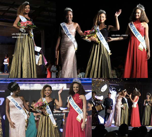 Miss Mayotte 2017 est Vanylle Emasse