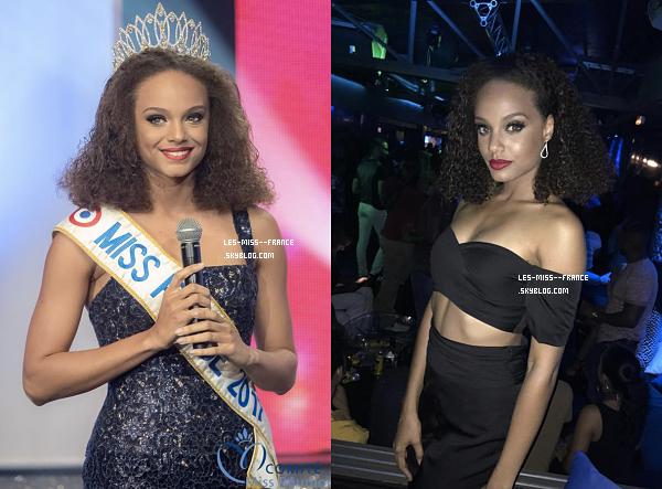 Miss Réunion 2017 est Audrey Chane Pao Kan