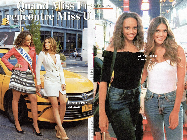 TV magazine : Quand Miss France rencontre Miss Univers