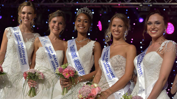 Miss Champagne Ardenne 2017 est Safiatou Guinot