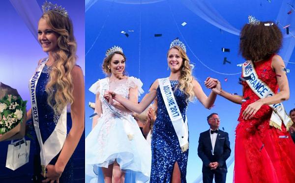 Miss Aquitaine 2017 est Cassandra Jullia
