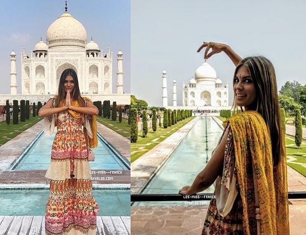 07 - 12 Oct. 2017 | Iris est actuellement en Inde