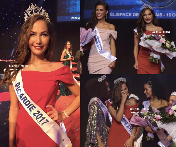 Miss Picardie 2017 est Paoulina Prylutska