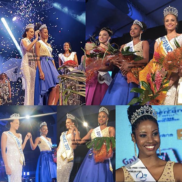 Miss Guyane 2017 est Ruth Briquet