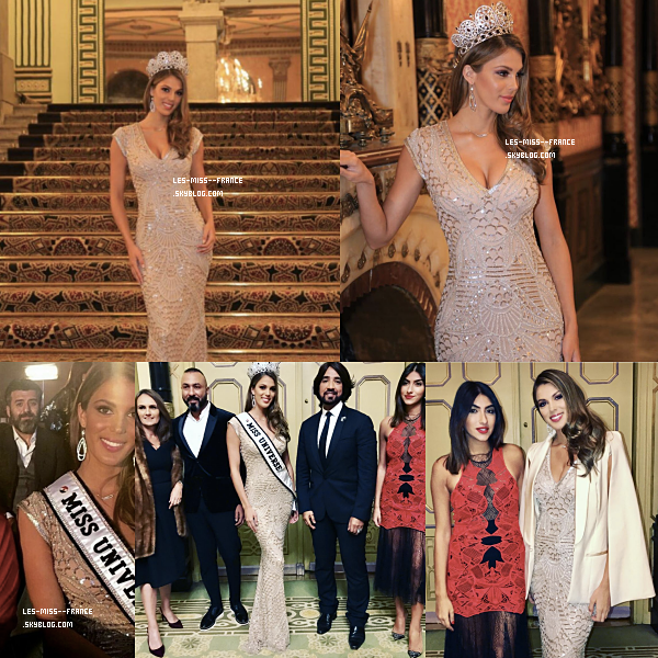 28 Oct. 2017 | Élection de Miss Universe Egypt part 2