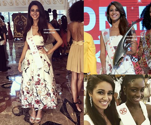 31 Oct. / 11 Nov. 2017 | Découvrez la suite des aventures d'Aurore à Miss Monde !