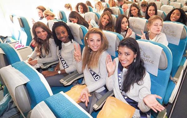 19 Nov. 2017 | Direction Los Angeles pour les 30 miss Régionales !
