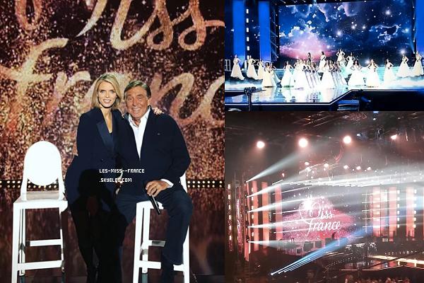 15 Déc. 2017 | Tournée médiatique pour l'élection Miss France 2018