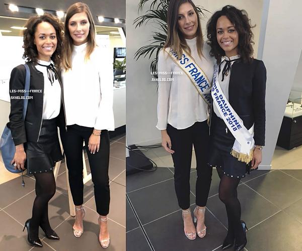 12 Janv. 2018 | Essayage pour Maëva / Alicia en Guyane / Camille en Champagne