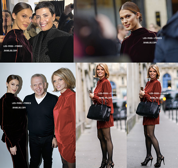 24 Janv. 2018 | Paris Fashion Week