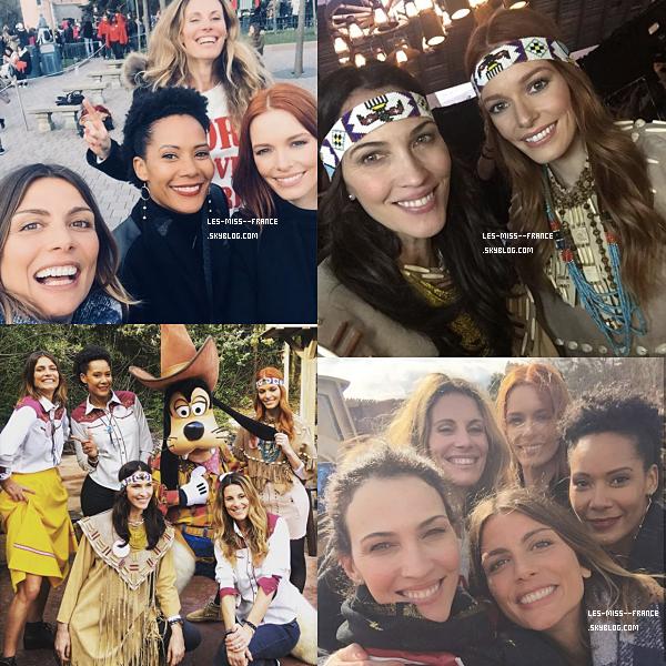 08 Mars 2018 | Les Bonnes fées à  Disneyland Paris