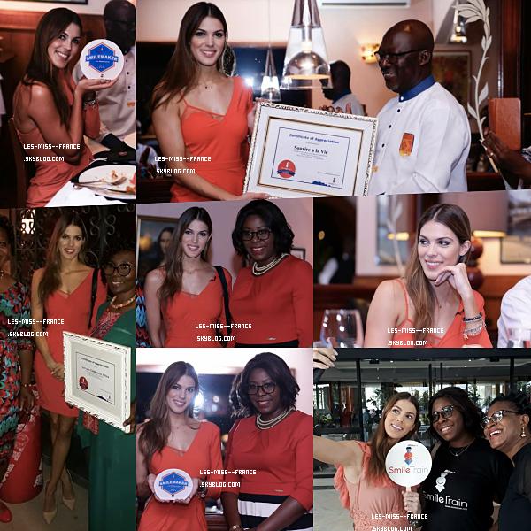 16 Mars 2018 | Shoot / Dîner de Gala en Côte d'Ivoire