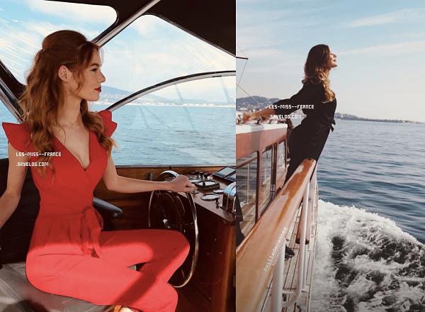 VOYAGE -- Direction Cannes pour le voyage d'intégration de Maëva !