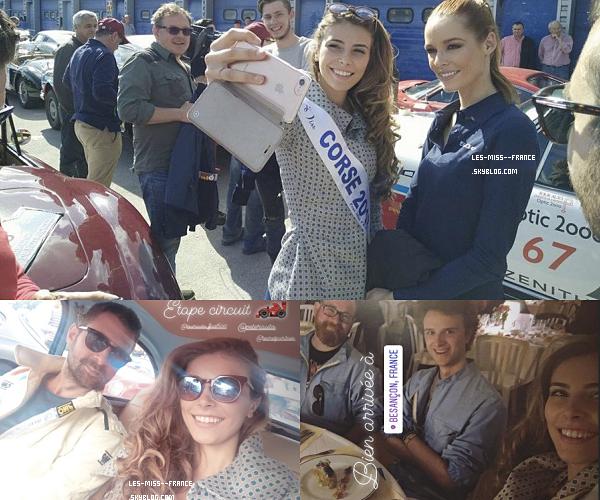 23 avril 2018 | Maëva et Eva réunis le temps d'un événement