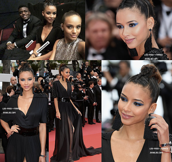 EVENTS -- Nos miss au Festival de Cannes