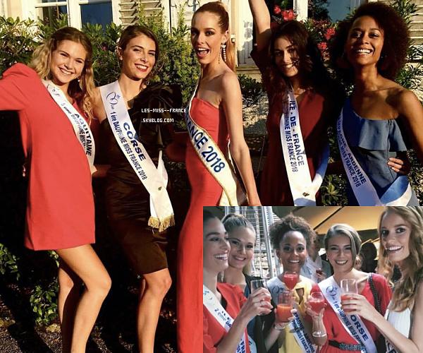 16 juin 2018 | J-J pour le premier Show Miss France 2018 !