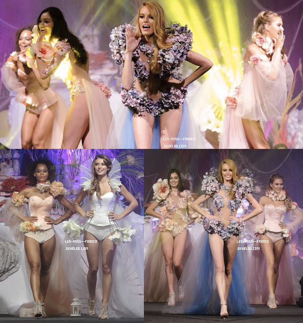 Premier show Miss France (suite des photos)