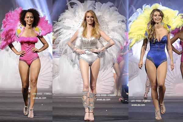 Premier show Miss France (suite des photos)