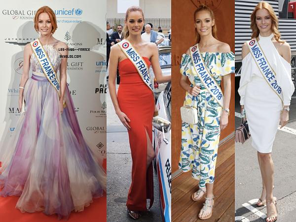Nouvelles photos du show Miss France lors du voyage à Saint-Martin ♥