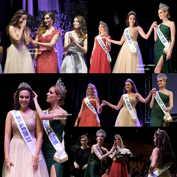Miss Centre-Val-De-Loire 2018 est Laurie Derouard