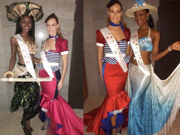 11 Nov. 2018 | Notre Maëva vient de s'envoler pour Miss Monde
