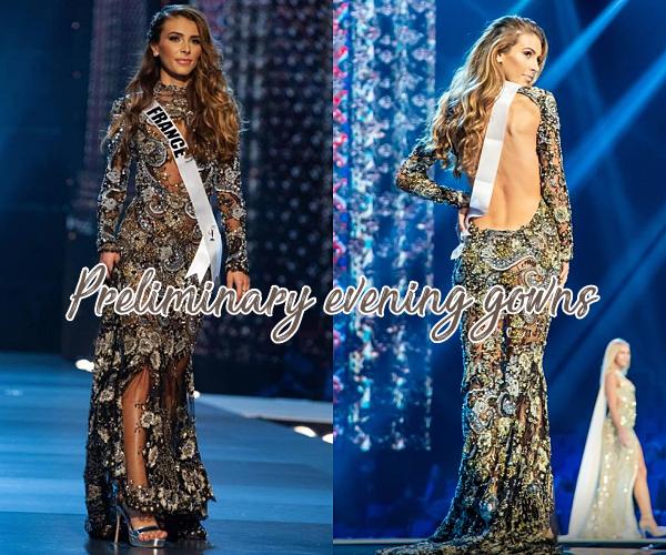 La préparation Miss Universe 2018