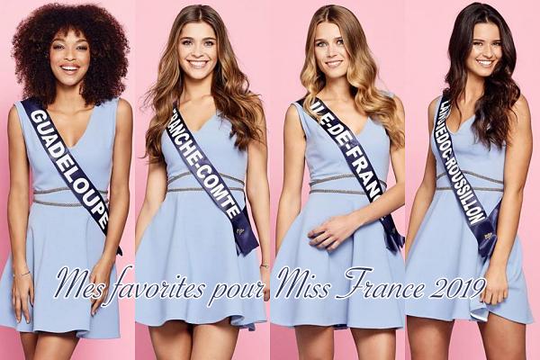 19 Nov. 2018 | La prépa Miss France commence !