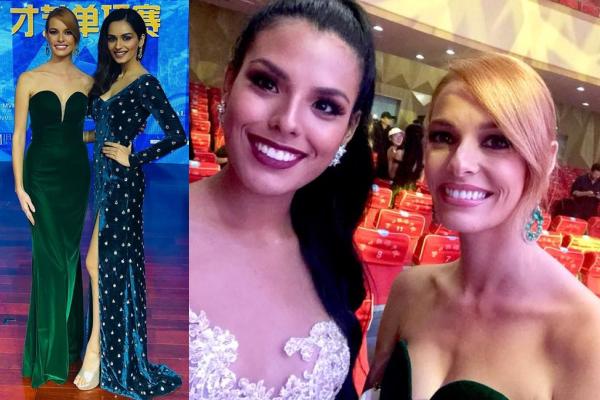 20-26 Nov. 2018 | Maëva intègre directement le top30 pour Miss Monde !