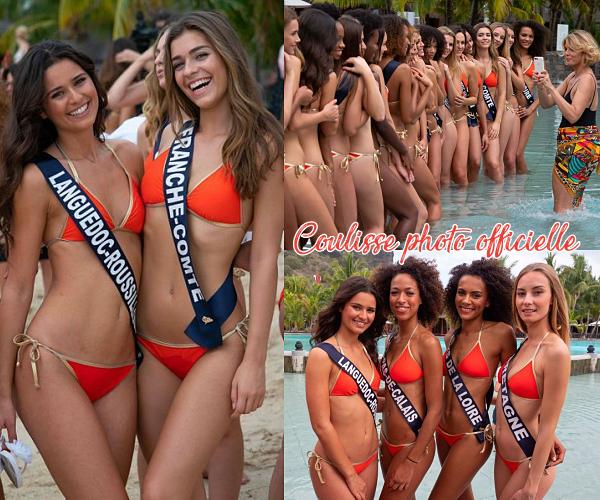 La promo Miss France 2019 ♥︎