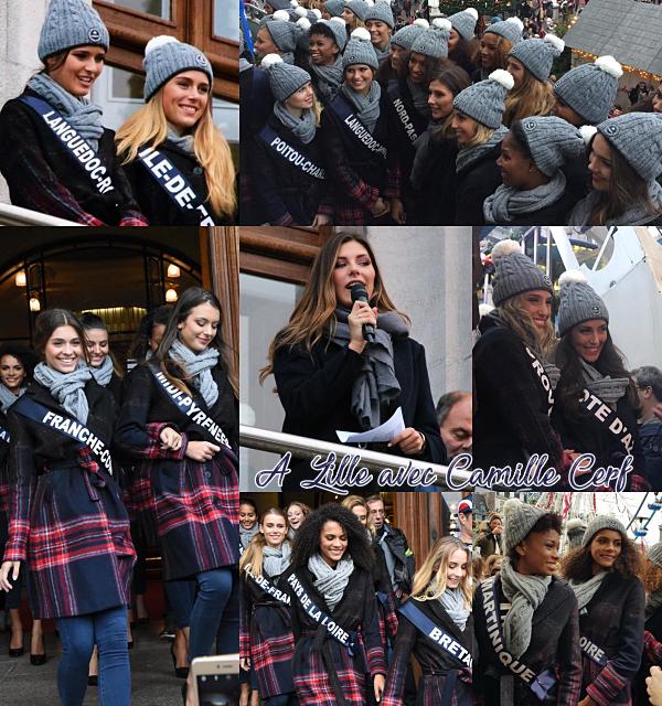 06 Déc. 2018 | La prépa Miss France continue à Lille !