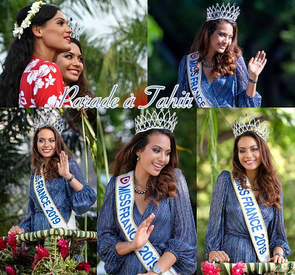 21 Déc. 2018 | Vaimalama est de retour chez elle à Tahiti