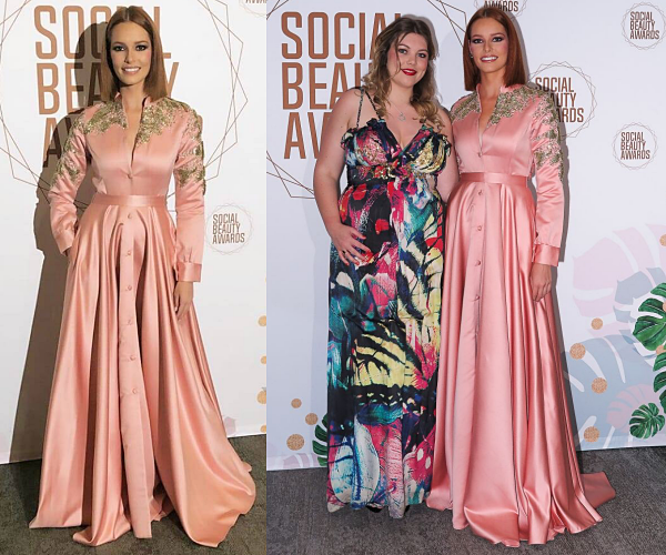 27 avril 2019 | La soirée Social Beauty Awards
