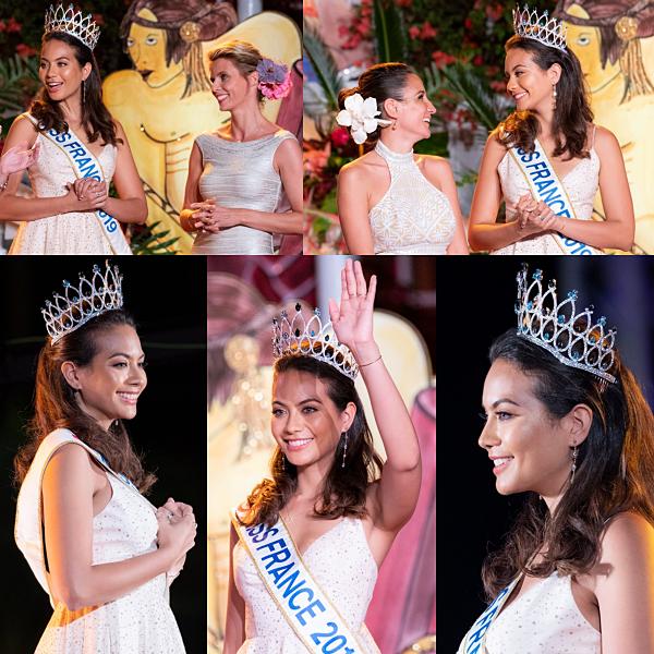 Miss Tahiti 2019 est Matahari Bousquet