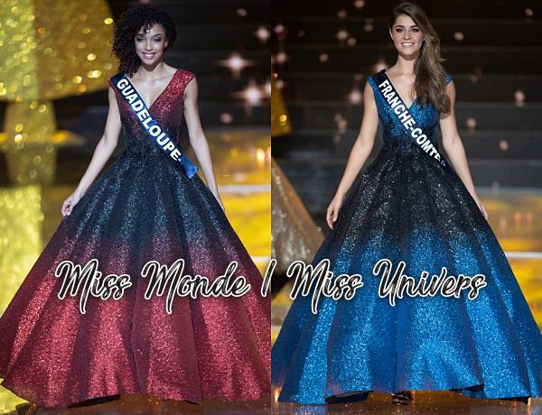 CONCOURS INTERNATIONAUX -- Qui pour Miss Univers et Miss Monde ?