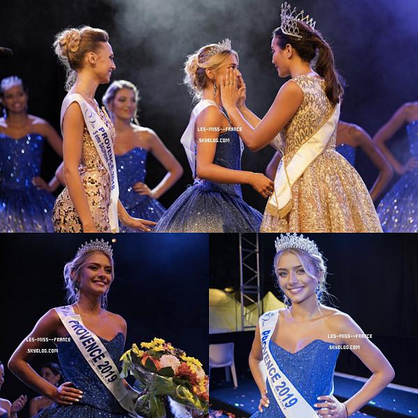 Miss Provence 2019 est Lou Ruat
