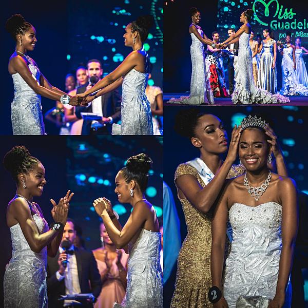 Miss Guadeloupe 2019 est Clémence Botino